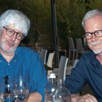 "11/09/2016 Formigine (MO) iniziativa culturale ""We can cult 7"". Giuseppe Severgnini insieme a Mario Agati"